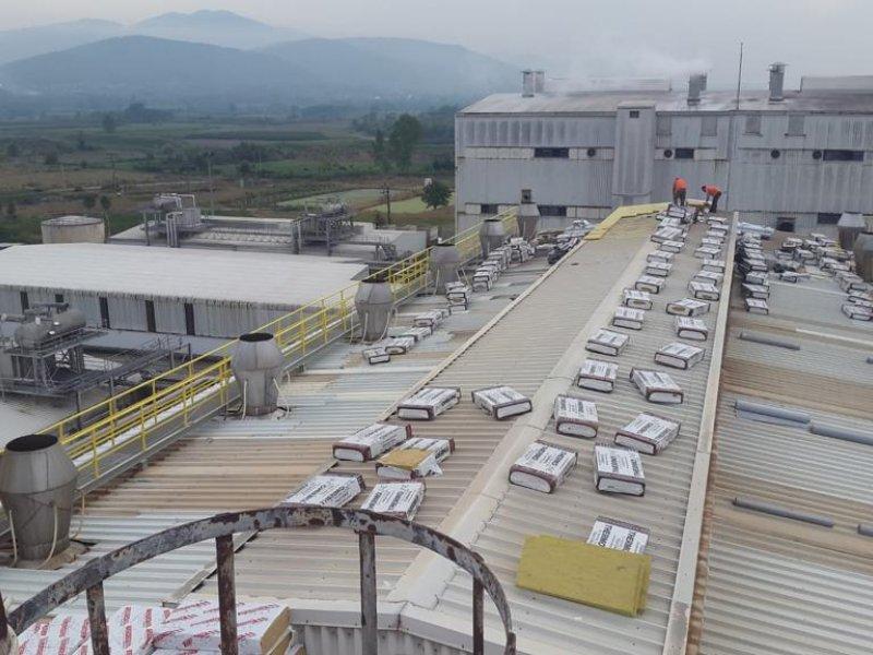 Pakmaya Düzce Fabrikası